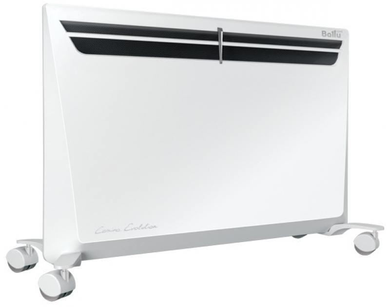 Конвектор BALLU BEC/EVM-1500 1500 Вт белый