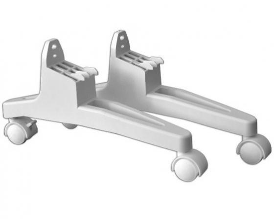 Комплект ножек (2 шт) для напольной установки электрообогревателя (конвектора)