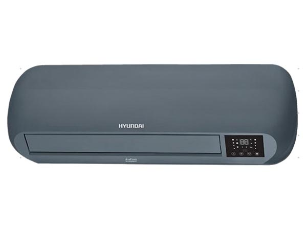 Тепловентилятор Hyundai H-FH1-20-UI590 (настенный, 2.0 кВт, м/к, д/у)