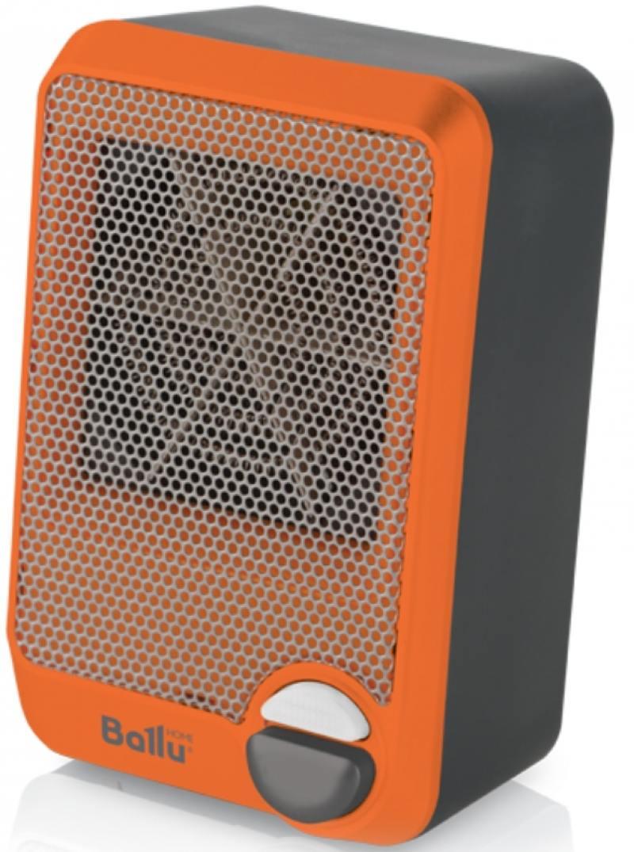 Тепловентилятор BALLU BFH/S-03 900 Вт оранжевый серый