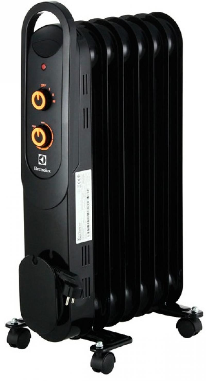 Масляный радиатор Electrolux EOH/M-4157 1500 Вт чёрный
