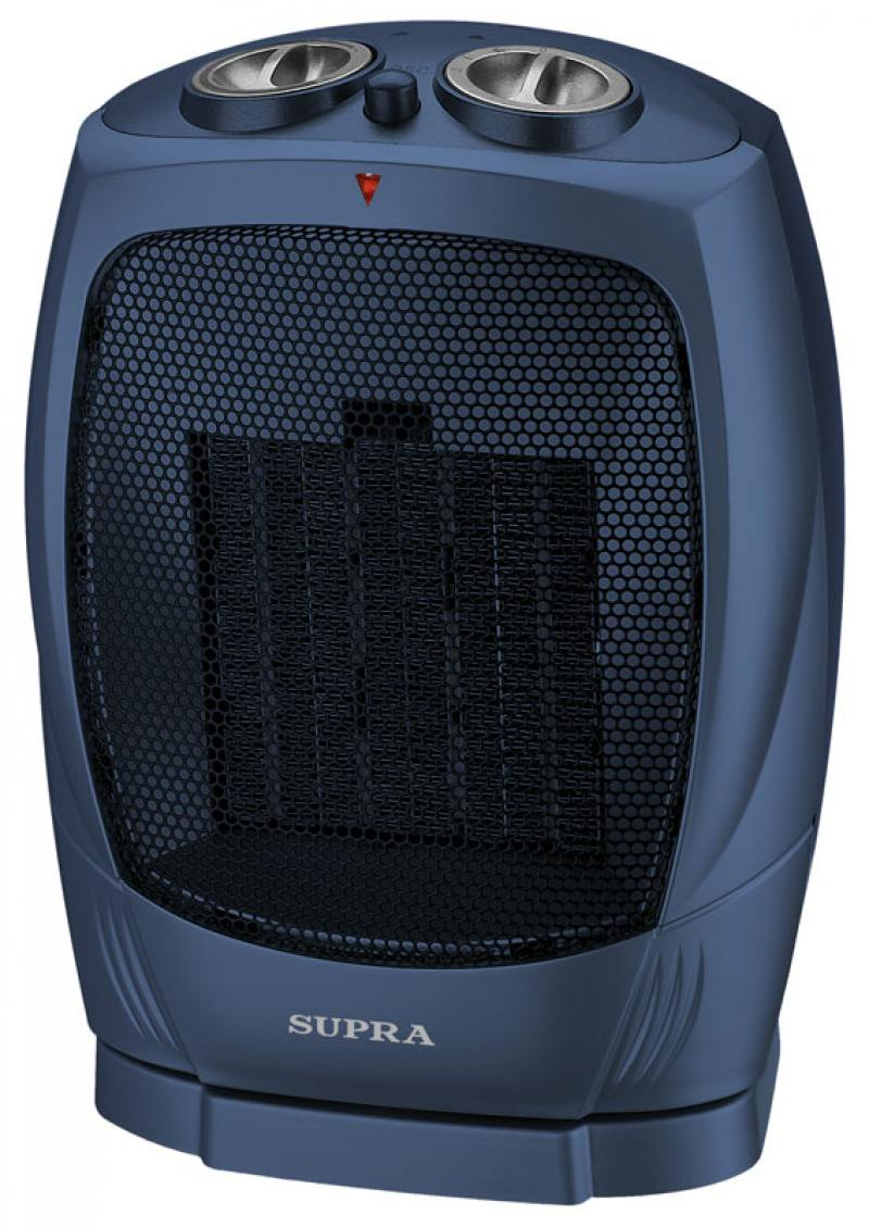 Тепловентилятор Supra TVS-PS15-2 1500 Вт синий