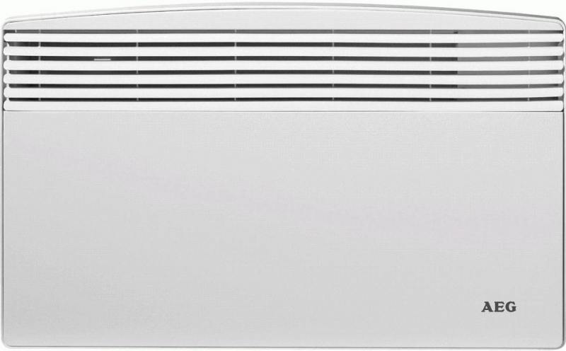 Конвектор AEG WKL 1503 S 1500 Вт белый