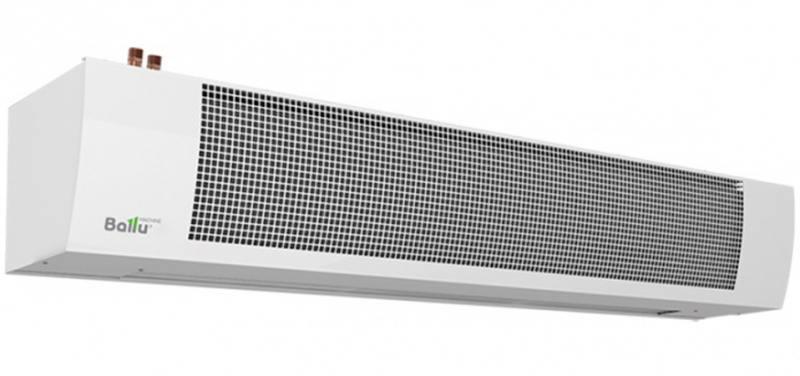 Тепловая завеса BALLU BHC-M20-W30 28000 Вт белый