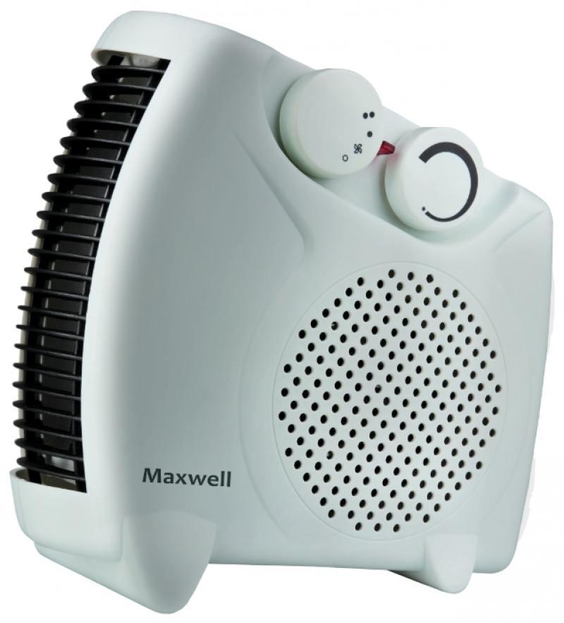 Тепловентилятор Maxwell MW-3453(W) 2000 Вт белый