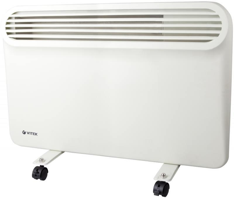 Тепловентилятор Vitek VT-2151(W) 1500 Вт белый