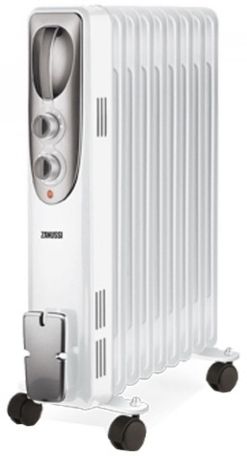 Масляный радиатор Zanussi Espressione ZOH/ES-09W 2000 Вт белый