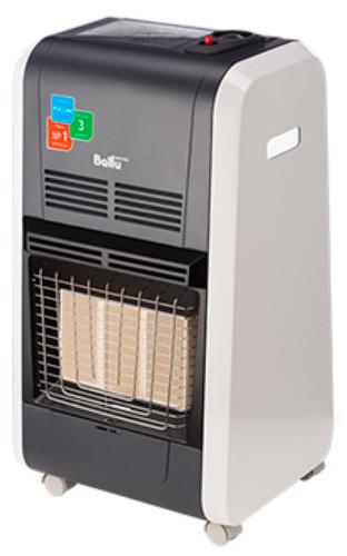 цена на Газовый инфракрасный обогреватель BALLU Gas Compact BIGH-55 4200 Вт чёрный белый