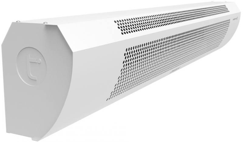 Тепловая завеса Timberk THC WT1 3M 3000 Вт белый тепловая завеса zilon zvv 24hp 24000 вт белый