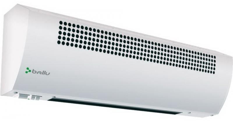 Тепловая завеса BALLU BHC-5.000SB 5000 Вт белый