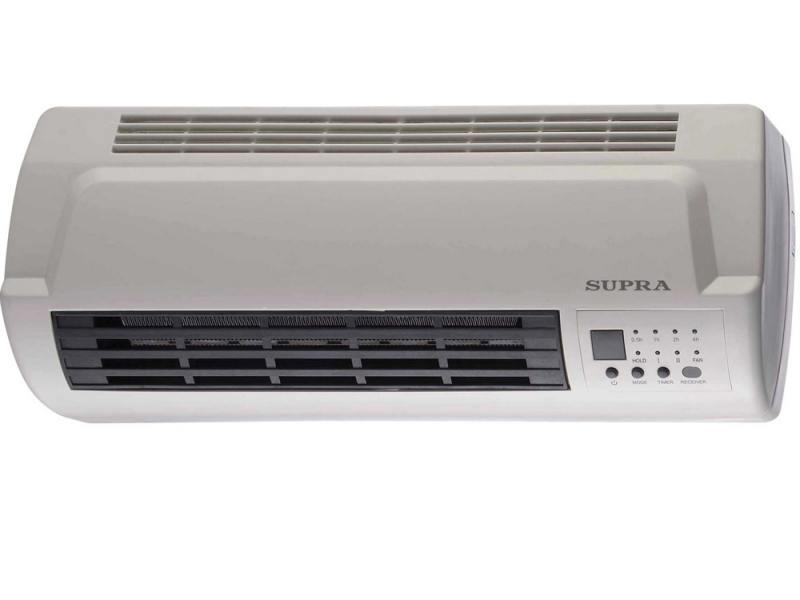 Тепловентилятор SUPRA WHS-2120 2000/1000Вт белый конвектор supra ecs 410 1000вт белый