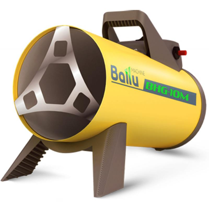 Тепловая пушка BALLU BHG-10M 10000 Вт желтый ballu bwh s 100 nexus