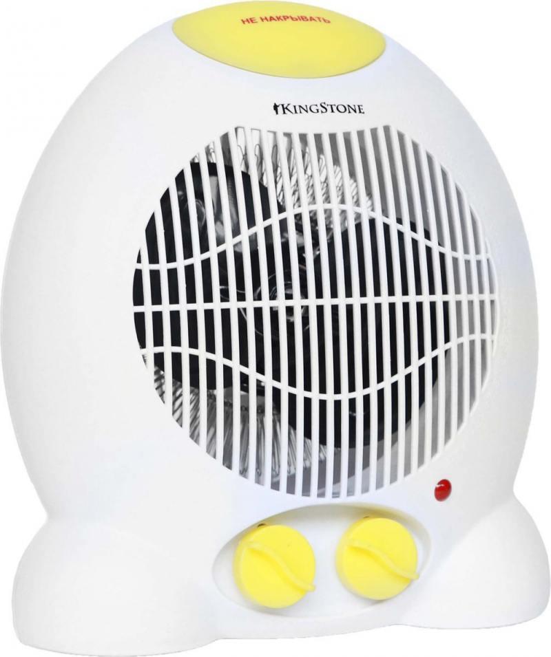 Тепловентилятор KingStone FH-809 2000 Вт белый