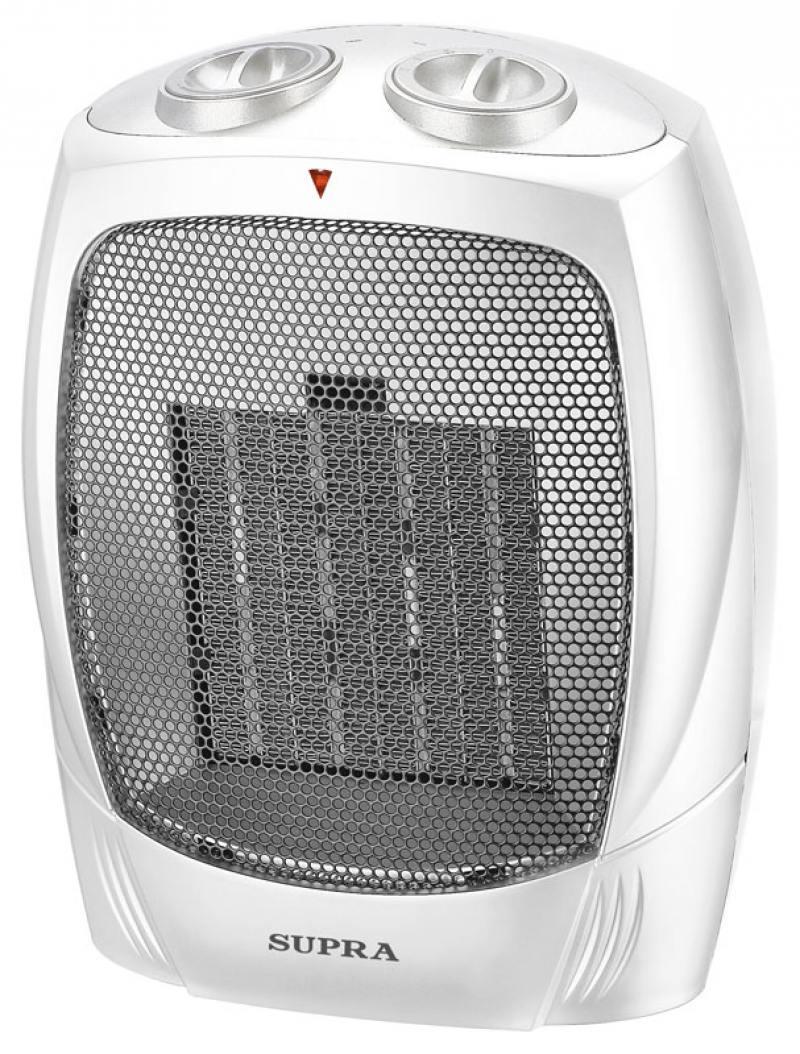 Тепловентилятор Supra TVS-PN15-2 1500 Вт белый