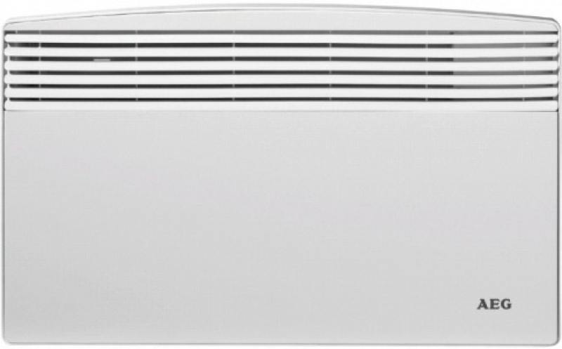 Конвектор AEG WKL 2503 S 2500 Вт белый конвектор aeg wkl 1503 s 1500 вт белый