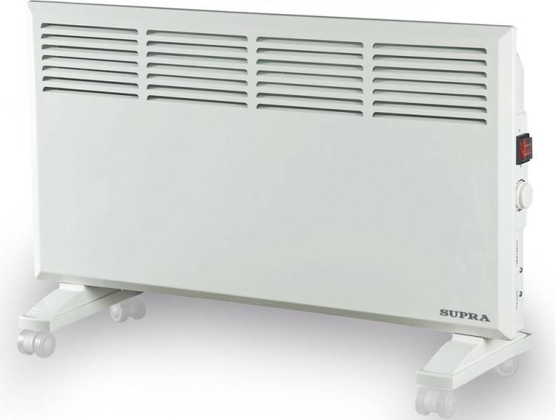 Конвектор Supra ECS-415 1500Вт белый конвектор supra ecs 410 1000вт белый