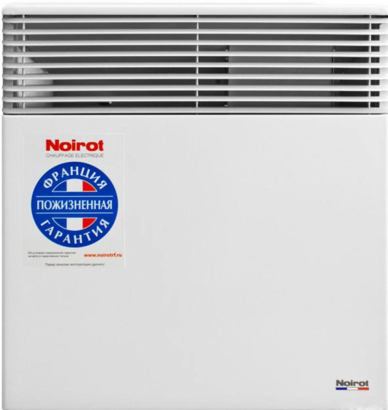 Конвектор Noirot Spot E5 750 Вт белый электрический конвектор noirot spot e pro 750