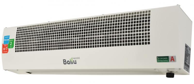 Тепловая завеса BALLU BHC-L08-T03 3000 Вт белый тепловая завеса dimplex ac 45 n