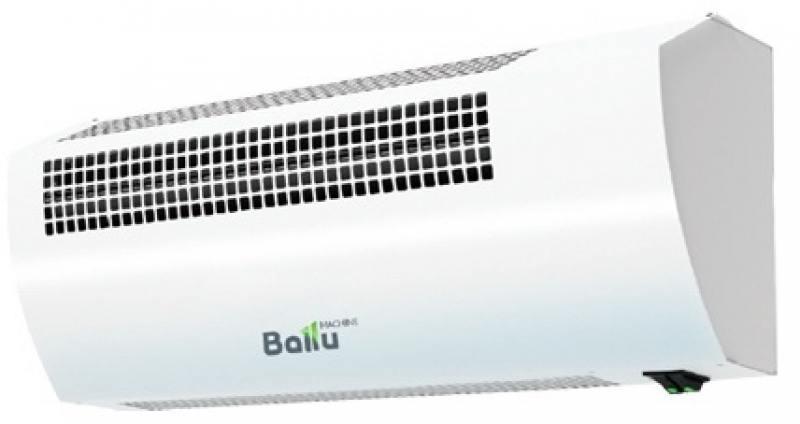 Тепловая завеса BALLU BHC-CE-3 3000 Вт белый ballu bhc 3 000sb