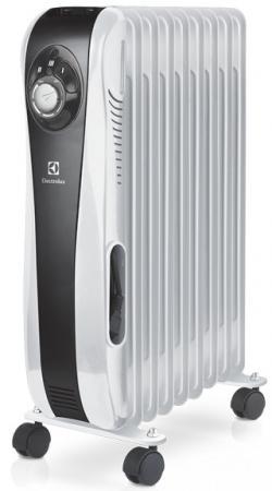 Масляный радиатор Electrolux Sport line EOH/M-5209N 2000 Вт серебристый