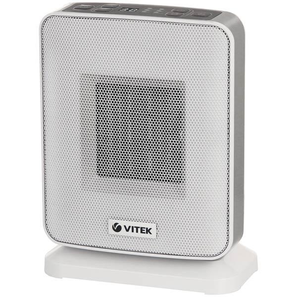 Тепловентилятор Vitek VT-2052(GY) 1500 Вт белый