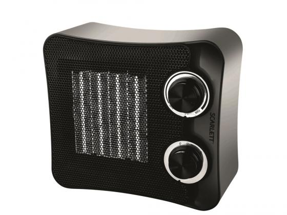 Тепловентилятор Scarlett SC-FH53K02 2000Вт напольный серый вентилятор напольный scarlett sc 1177 black