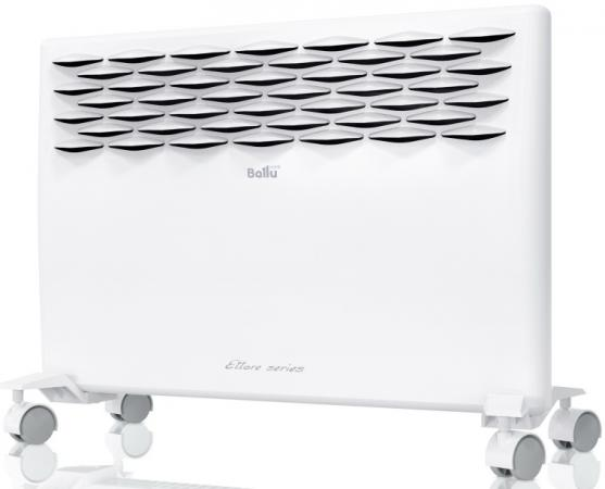Конвектор BALLU Ettore BEC/ETMR-1000 1000 Вт белый масляный радиатор ballu comfort 1000 вт белый boh cm 05wdn