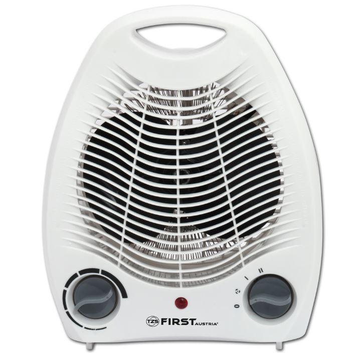 Тепловентилятор First FA-5568-2 2000 Вт белый тепловентилятор first fa 5571 8 re 2000 вт красный