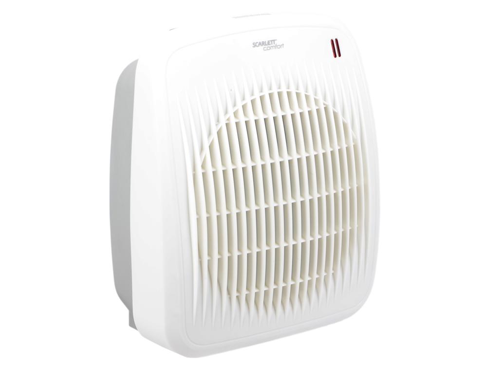 Тепловентилятор Scarlett SC - FH53016 (белый) женские толстовки и кофты unbranded 2015 1034 1034