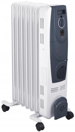 Масляный радиатор Oasis OВ-20Т 2000 Вт белый