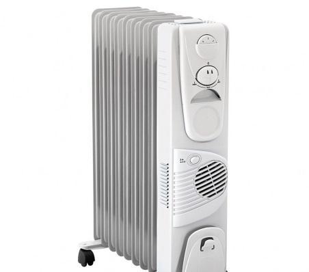 Радиатор WWQ RM02-2511 1,0/1,5/2,5кВт. 220v 50гц. секций: 11