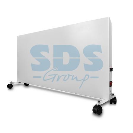 Инфракрасно-конвективные обогреватели панельного исполнения НЭБ-М-НСт 0,5 (мБк) обогреватели