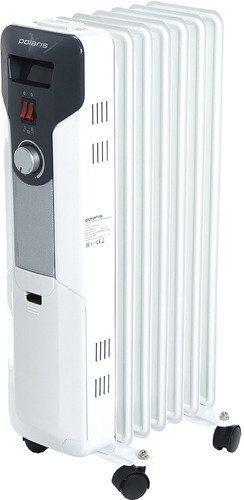 Радиатор масляный Polaris PRE N 0715 1500Вт белый обогреватель aeronik c 0715 s