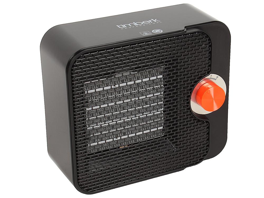 Тепловентилятор Timberk TFH T15NTX. черный 1500Вт
