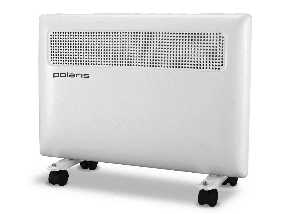 Конвектор Polaris PCH 1096 1000Вт белый polaris puh 1805i