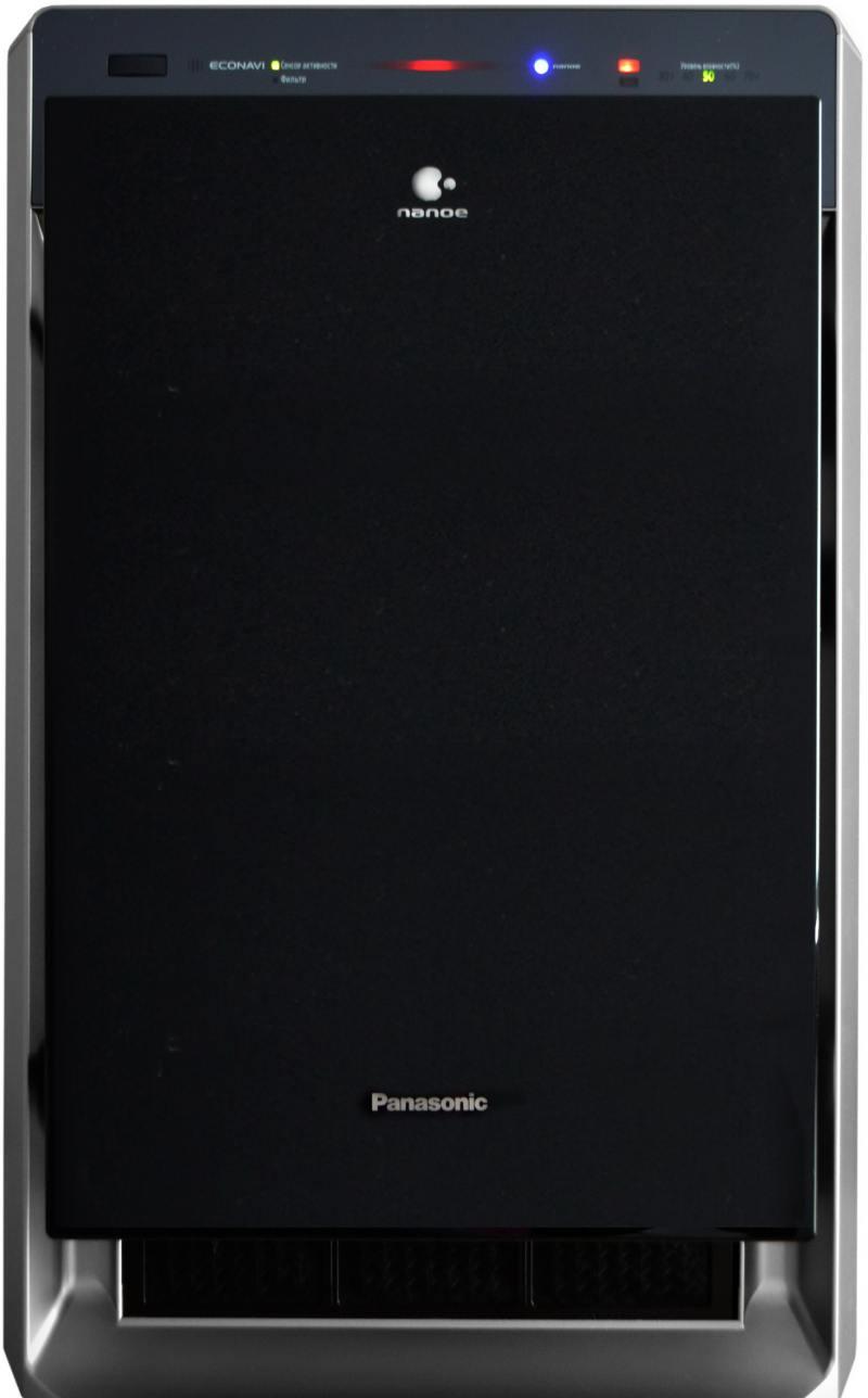 Климатический комплекс Panasonic F-VXK70R-K черный, сенсорная панель, мощность 58 Вт., S-52 м2