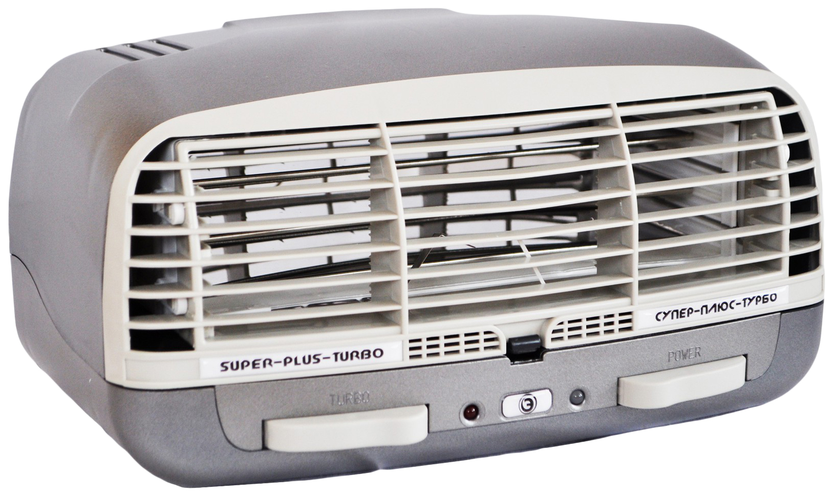 Очиститель-ионизатор воздуха Супер-плюс-Турбо серый очиститель ионизатор воздуха супер плюс турбо черный