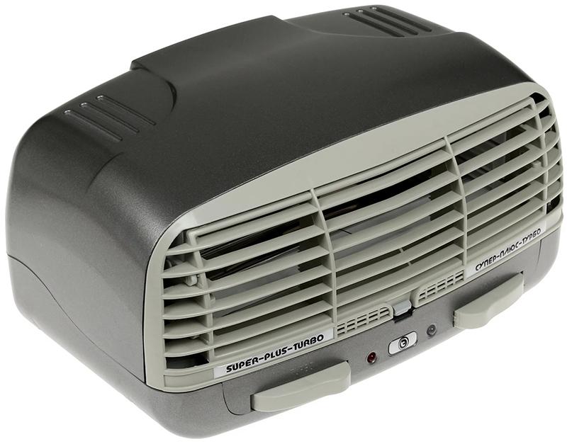 Очиститель-ионизатор воздуха Супер-плюс-Турбо черный очиститель ионизатор воздуха супер плюс турбо черный
