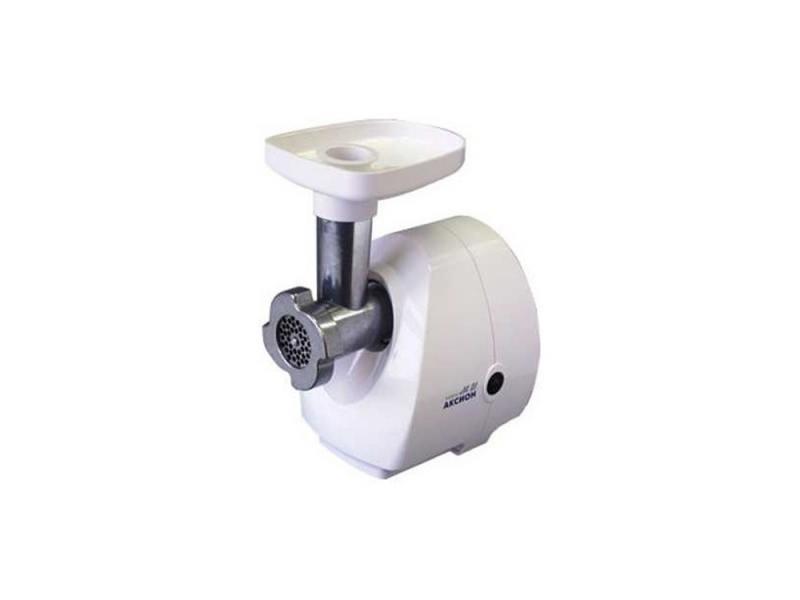 Электромясорубка Аксион М32.02 — белый комплект приставок к мясорубкам аксион ам 11 02