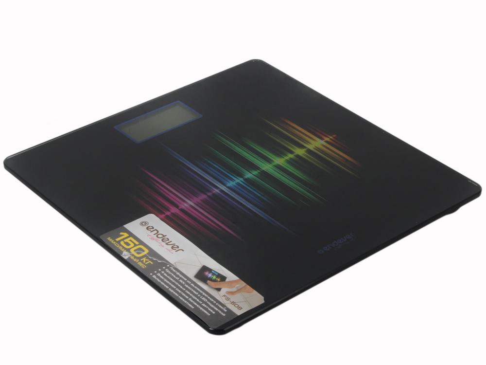 Электронные напольные весы Endever FS-508