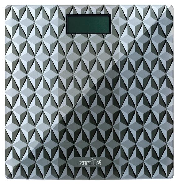 Электронные напольные весы SMILE PSE 3218 (электрон.) серые
