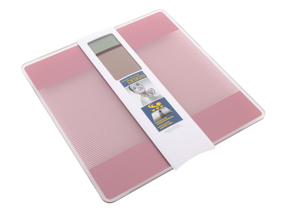 Электронные напольные весы Redmond RS-719 (Розовый) redmond ri s220