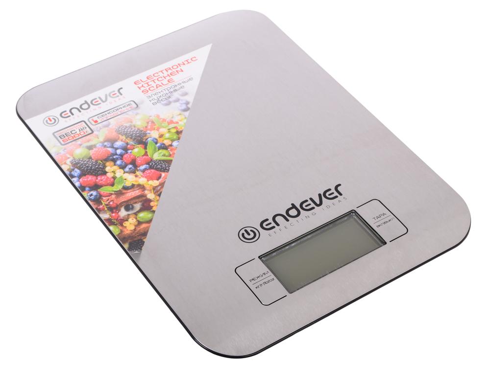 Электронные кухонные весы Endever KS-525 кухонные электронные весы changdi t vks303