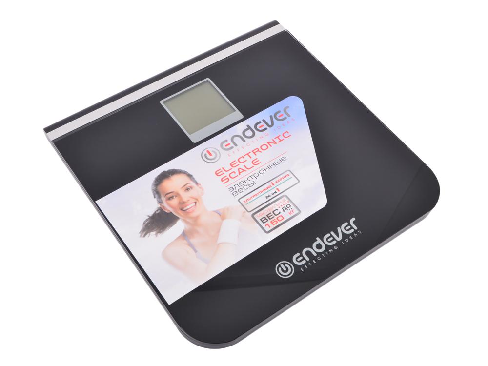 Электронные напольные весы Endever FS-540 пылесос endever vc 540