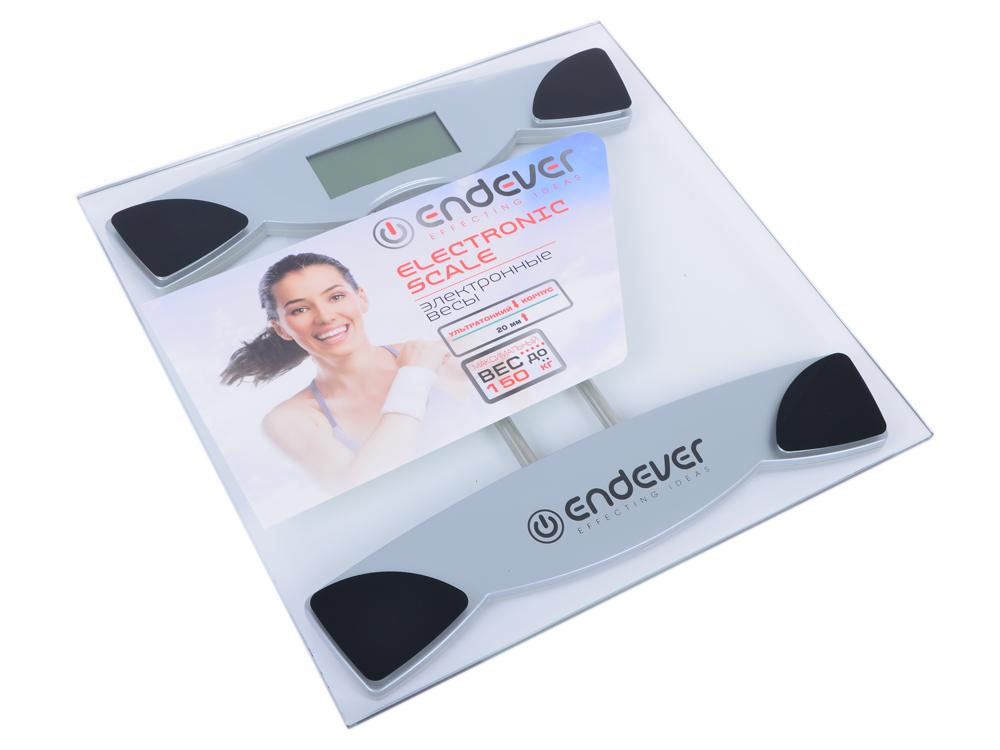 Электронные напольные весы Endever FS-545
