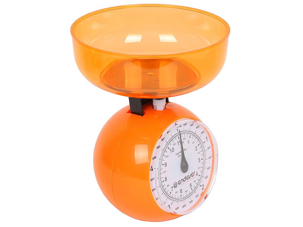 Кухонные механические весы Endever KS-518 кухонные весы endever ks 518