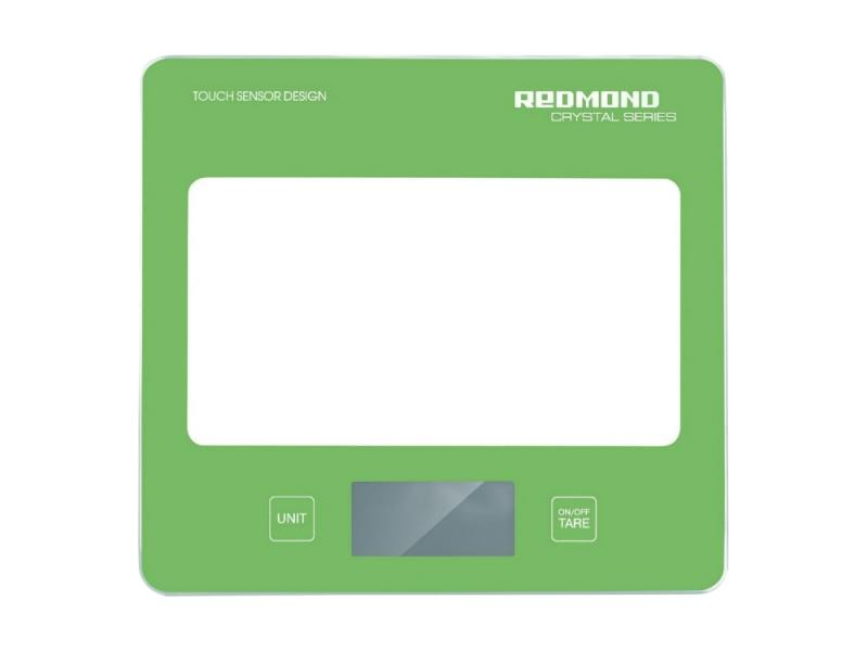 Весы кухонные Redmond RS-724 электронные зеленый кухонные весы redmond rs 736 полоски