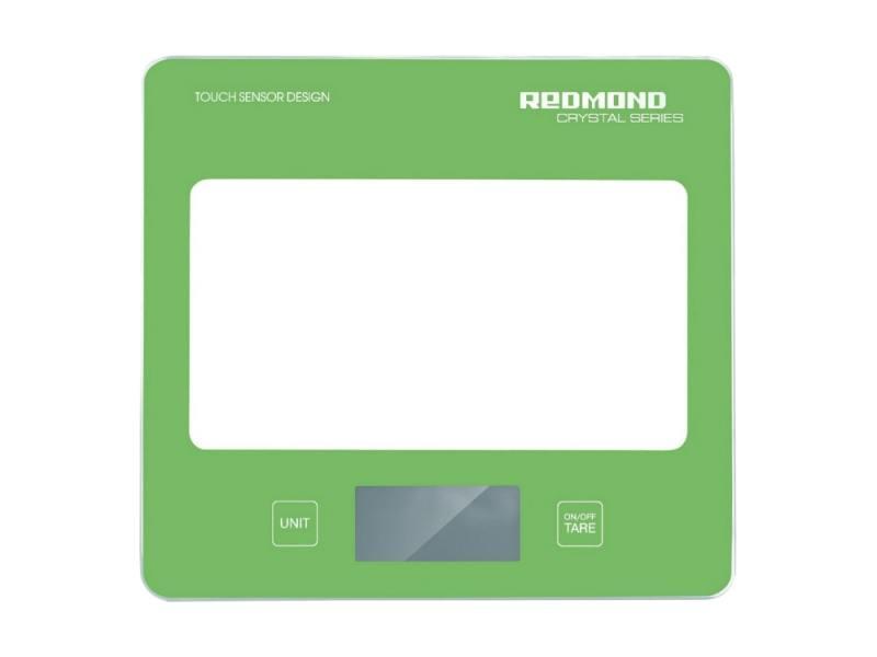 Весы кухонные Redmond RS-724 электронные зеленый весы кухонные электронные redmond rs 724