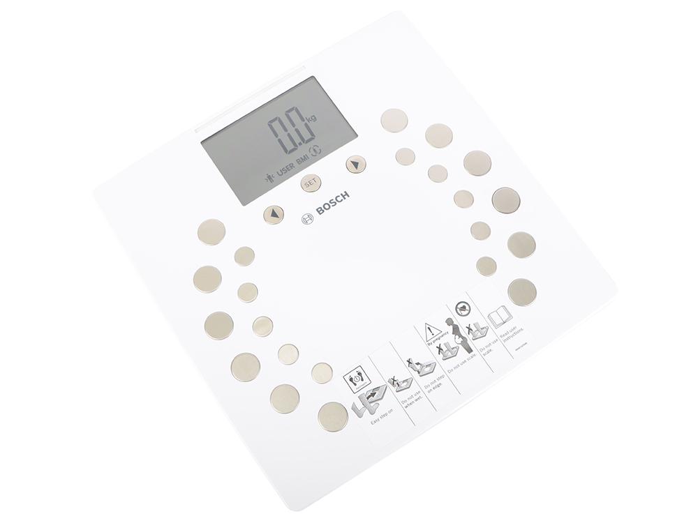 Картинка для Весы напольные Bosch PPW2360 белый