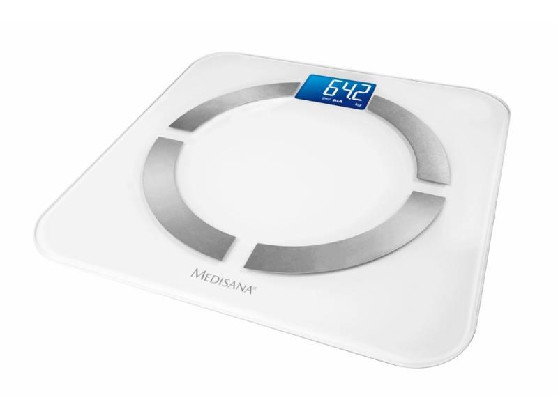 Весы напольные Medisana BS 430 Connect белый весы medisana bs 430 connect белый